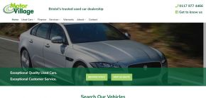 Motor Village Ltd - Used cars for sale in Bristol & Somerset