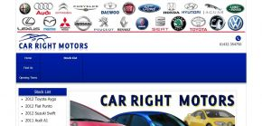 Car Right Motors - Used Car Sales Hereford Herefordshire, Used Car Dealer Worcestershire, Cars For Sale West Midlands